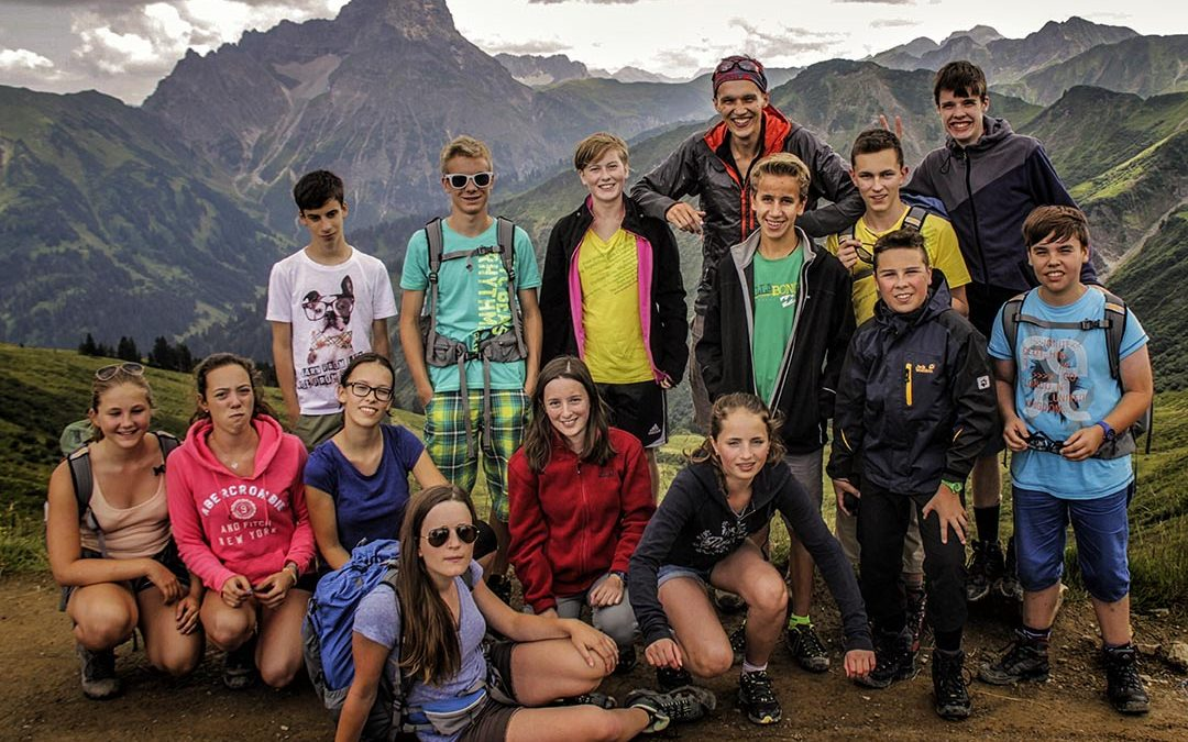 Mountains I – Sprachcamp Allgäu – Our Really Awesome Story