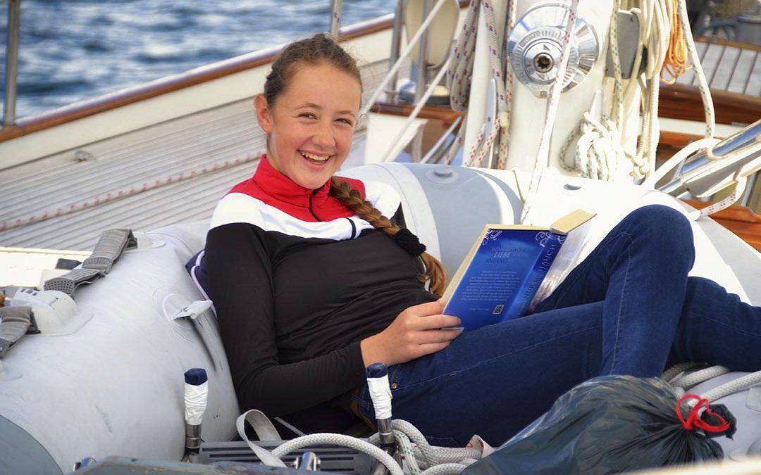 Oceans Camp I – Erste Nachrichten von Board!