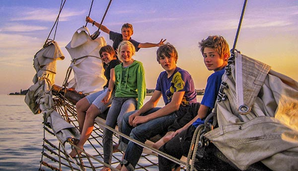 Sailing camp update – Greetings from Denmark!