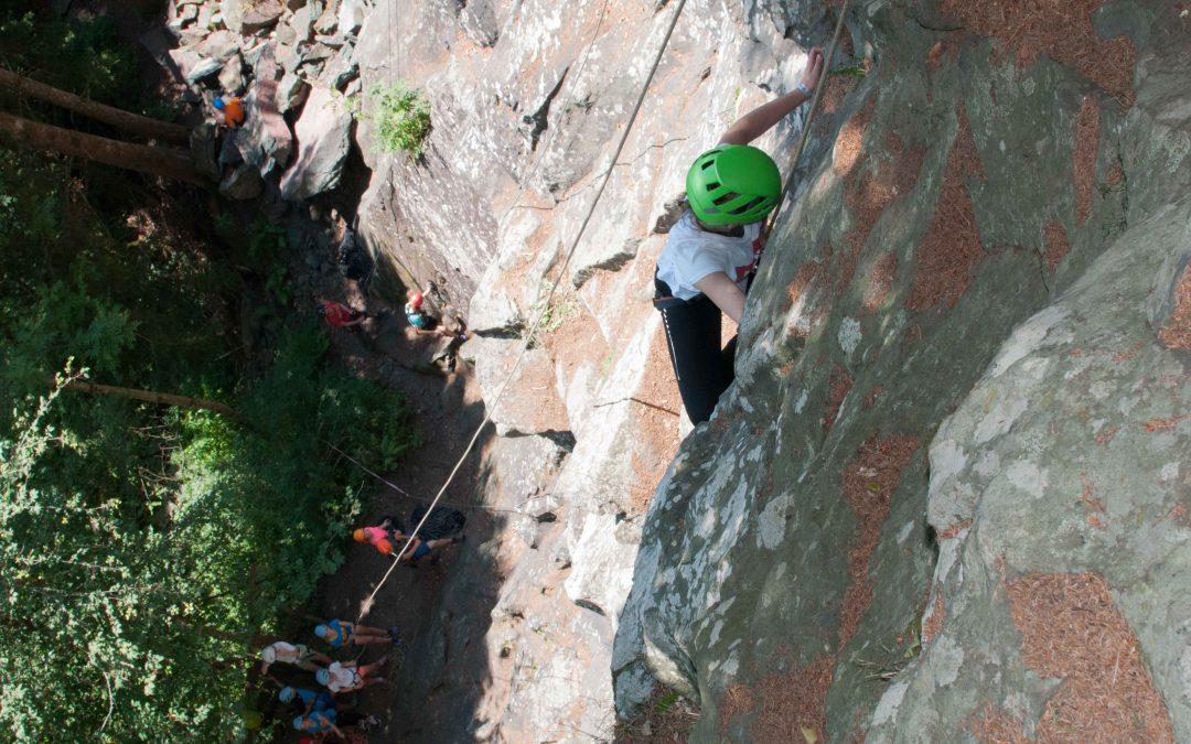 Climb when ready!