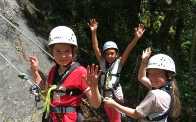 Klettern, S'mores und Abstandsregeln – Wie geht das in einem Englischen Sommercamp?