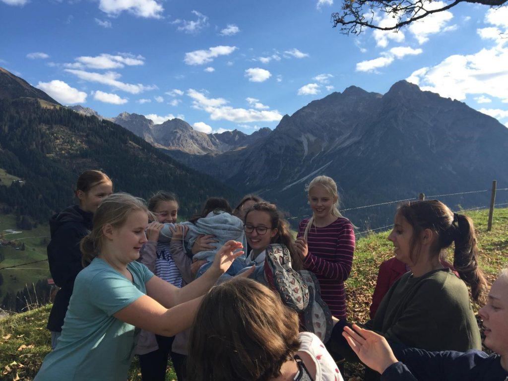 Indian Summer Language Camp Allgäu