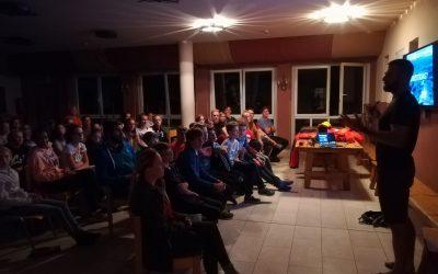 Ein englischer Vortrag von Inspire Alpine